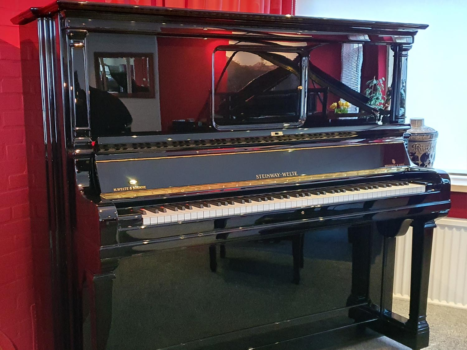 Sloot Pianoservice: Steinway, 145, 1920