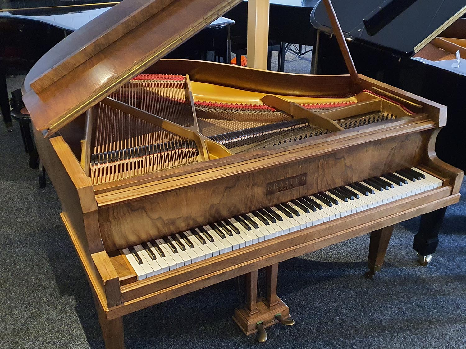 Sloot Pianoservice: Brasted 150