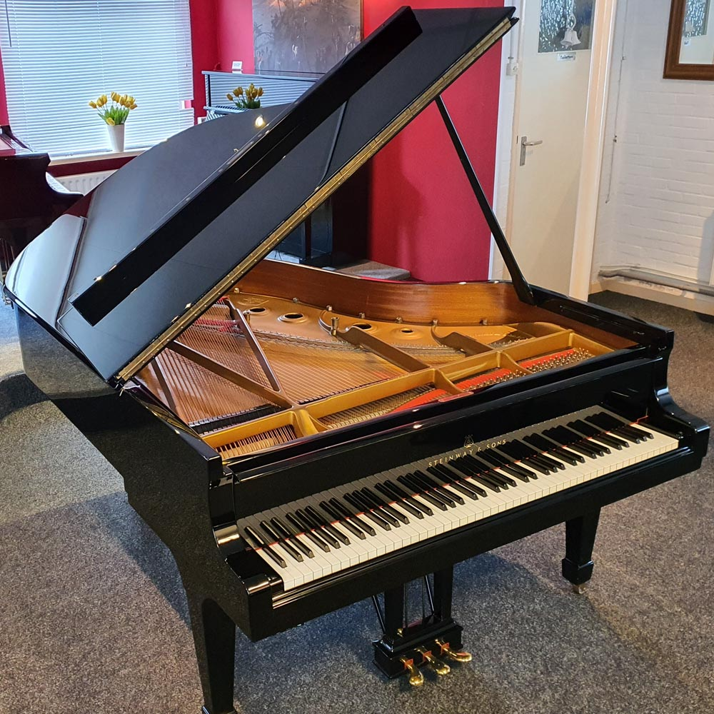 Sloot Pianoservice: Steinway 188 A